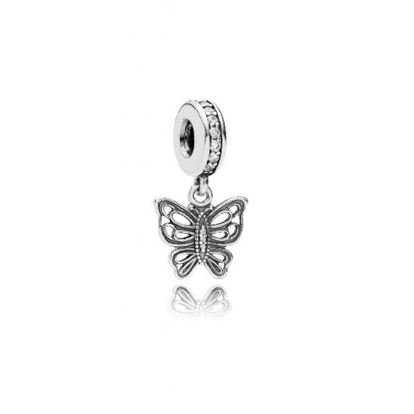 mariposa pandora charm