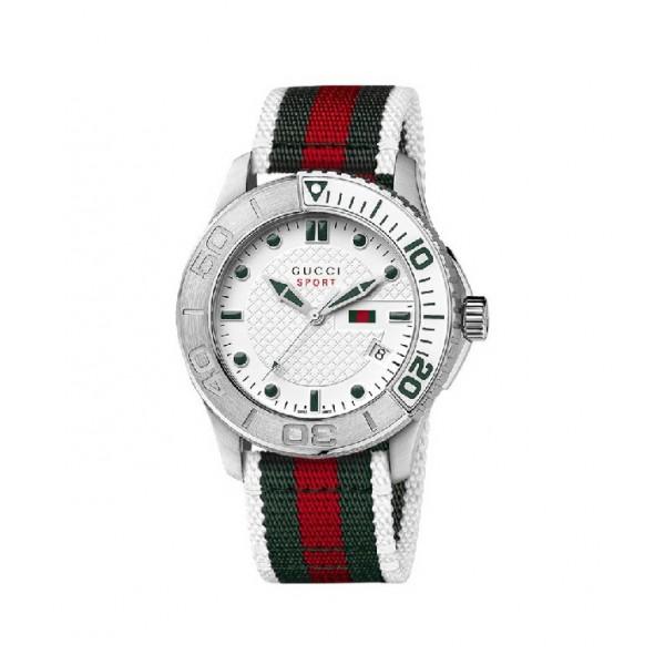Reloj Gucci G Timeless Collection Ya126231 Pocara